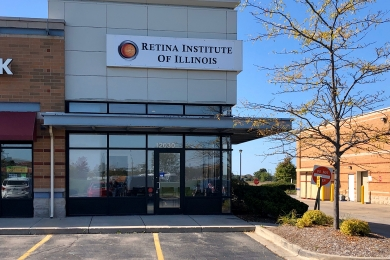 Retina Institute of Illinois, Huntley  Commercial Construction. America's Custom Home Builders