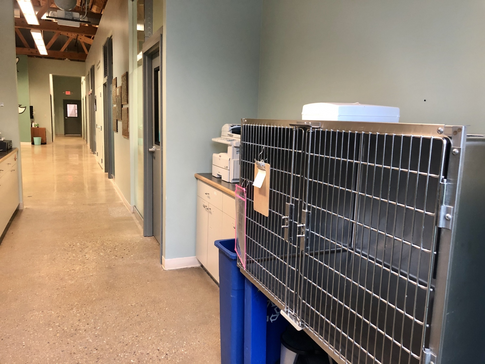 Small Dog Cages - Community Animal Rescue Effort Adoption Center Custom Home. America's Custom Home Builders: New Construction, Remodeling, Restoration Services. Residential and Commercial.