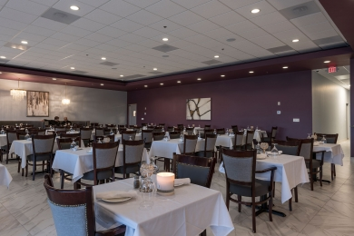 Four Seasons Steak & Grill Restaurant, Addison Commercial Construction. America's Custom Home Builders